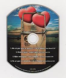 CMW hearts cd
