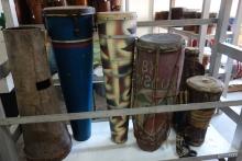 Cuban Museum drums sml