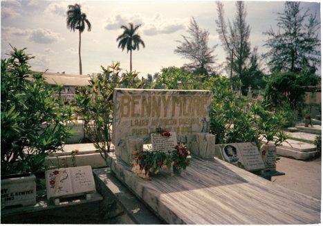 Beny Moré's Tomb